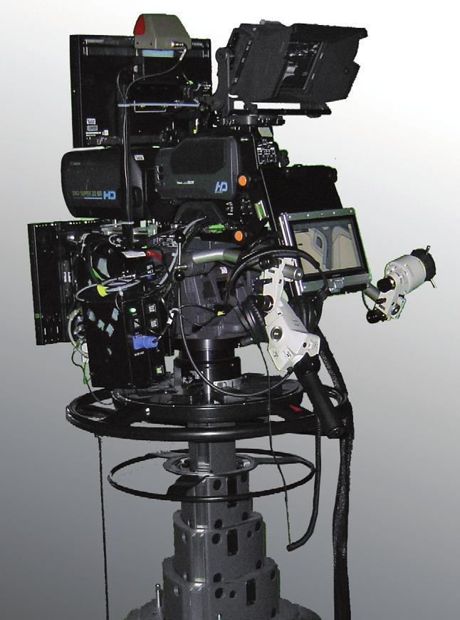Robotics Technology Leaders GmbH - Broadcast and Motion Control